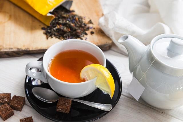 A tradição do Chá das cinco