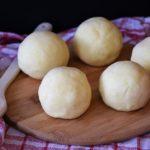 Bolinhos de batata doce